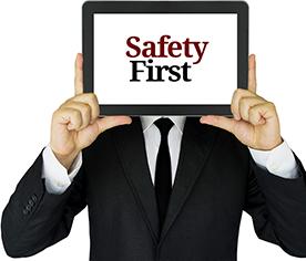 saftey-first