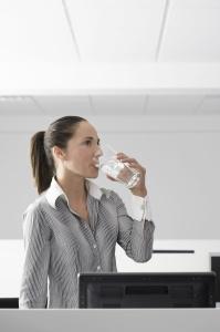 Afternoon Pick-Me-Up: Energy Drink or Alkaline Water?