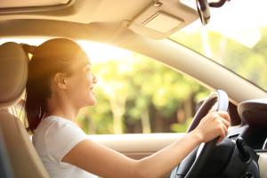 alkaline woman drive