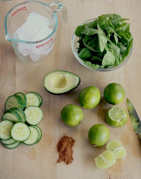 Alkaline Green Smoothie