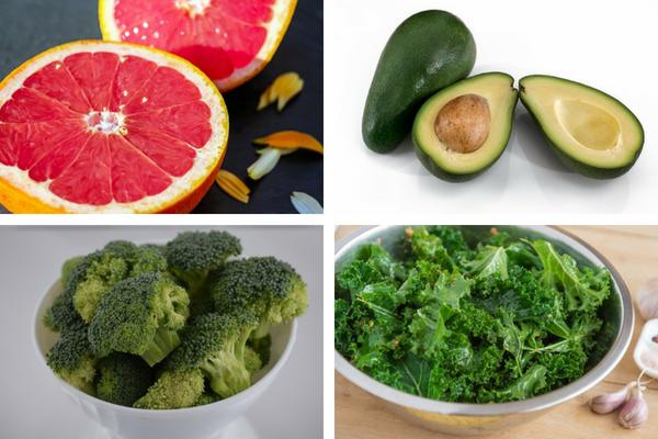 alkaline diet foods