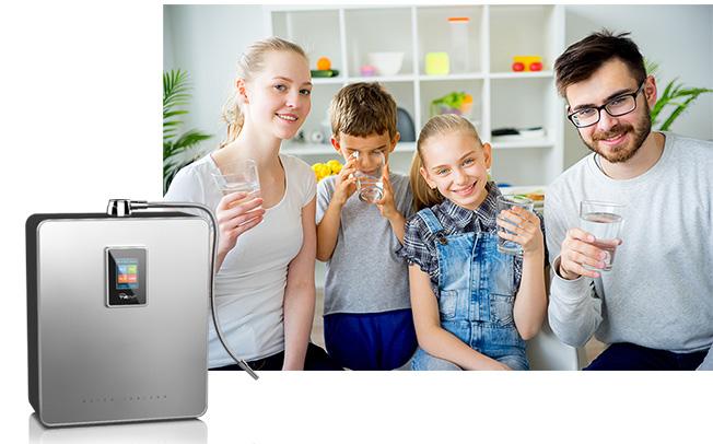 Kangen Enagic Crazy Experiment Water Ionizer Research